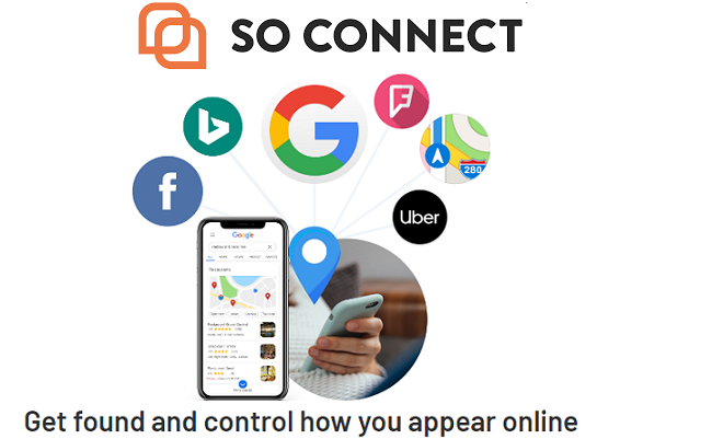 So connect local listings